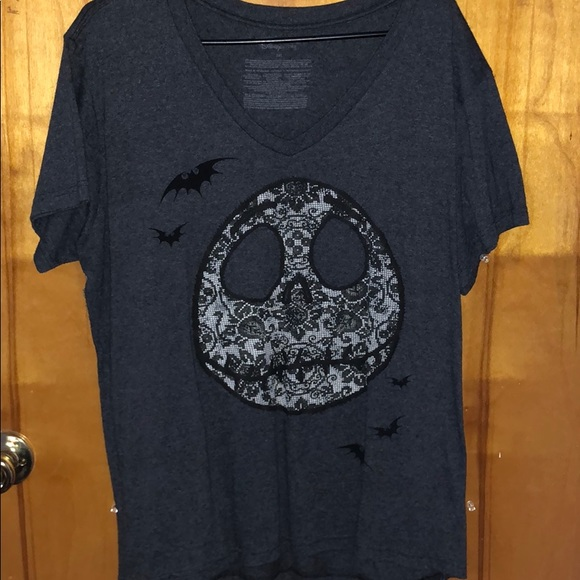 Disney Tops - Jack Skellington Shirt